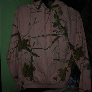 Realtree pullover hoodie